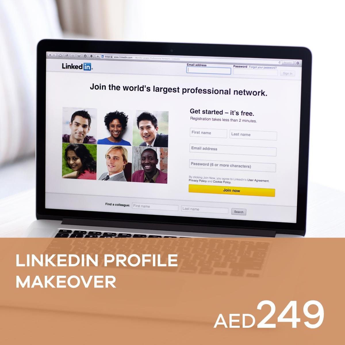 linkedin profile makeover  u2022 professional cv writing  u0026 resume writing services in dubai  uae