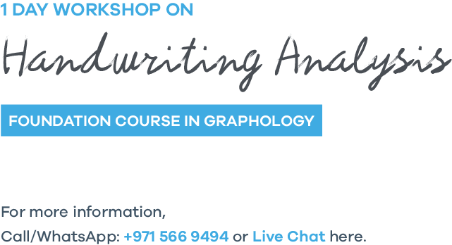 Handwriting-Analysis-Workshop-UAE-Graphology
